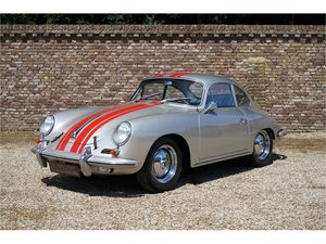 1963 Porsche 356 B Coupé Matching Numbers