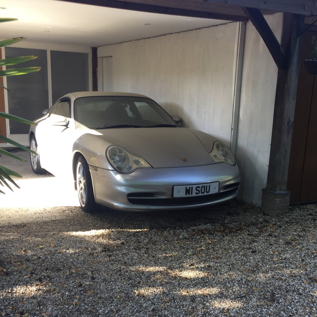 2003 Porsche 911 Carrera 3.6, 2WD, Manual - Project! SOLD (picture 1 of 6)