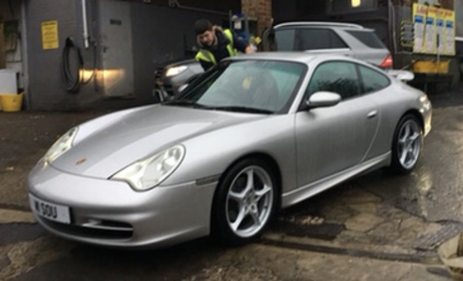 2003 Porsche 911 Carrera 3.6, 2WD, Manual - Project! SOLD (picture 4 of 6)