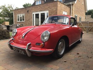 PORSCHE 356 C Priced to sell