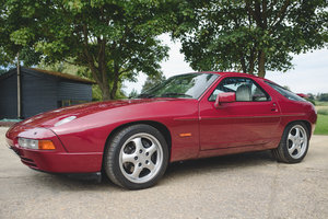Picture of 1991 PORSCHE 928 S4 AUTO 5.0 V8 For Sale