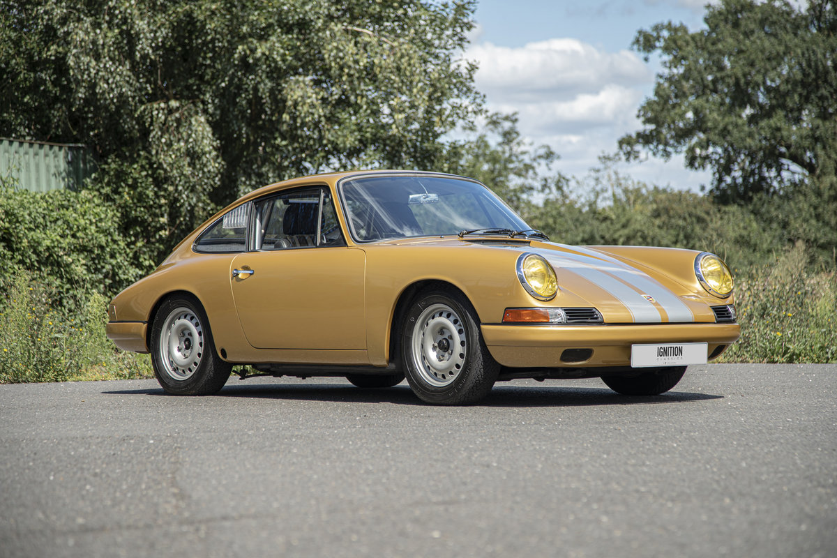 1965 Porsche 912/6 SWB Hot Rod For Sale (picture 1 of 6)