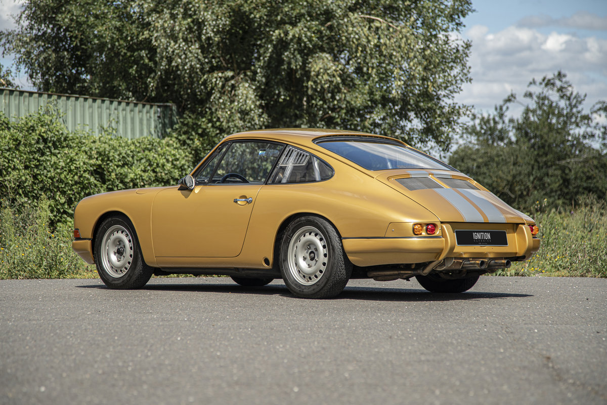 1965 Porsche 912/6 SWB Hot Rod For Sale (picture 2 of 6)