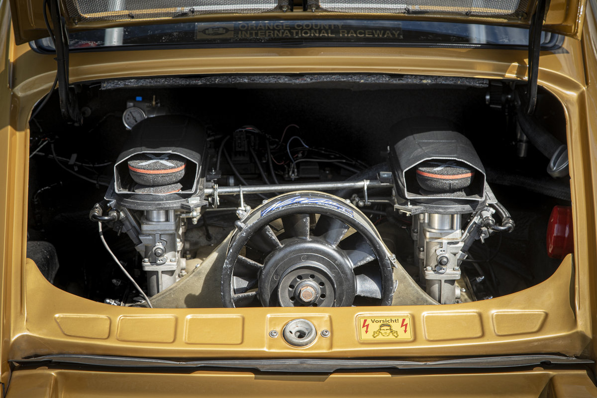 1965 Porsche 912/6 SWB Hot Rod For Sale (picture 5 of 6)