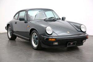 1984 Porsche Carrera Coupe