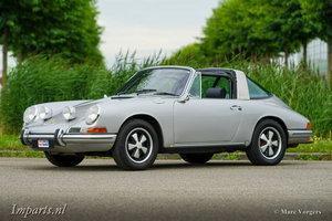 1967 Porsche 911 Targa 2.0 SWB (LHD)