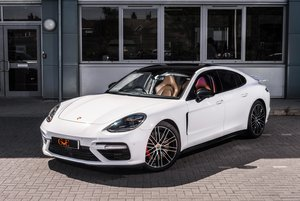 Picture of 2017 Porsche Panamera Turbo SOLD