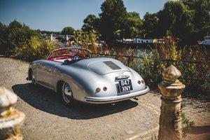 1959 Porsche Speedster Driving Experience