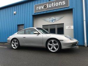 2001 Porsche 911 C2 (996) For Sale