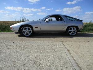 1986 Porsche 928 S2  83600 Miles Fabulous Car For Sale