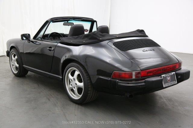 1985 Porsche Carrera Cabriolet For Sale (picture 4 of 6)