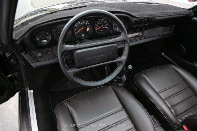 1985 Porsche Carrera Cabriolet For Sale (picture 5 of 6)