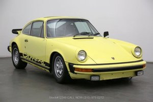 1975 Porsche Carrera Sunroof Coupe