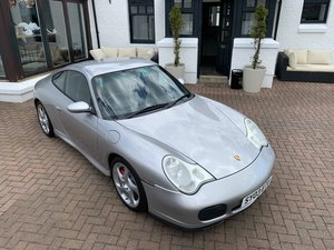 2003 Porsche 911 C4S widebody Tiptronic Coupe For Sale