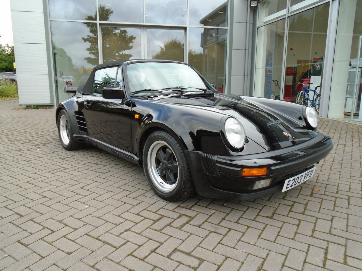 1987 911 Carrera  Wide Body For Sale (picture 1 of 6)