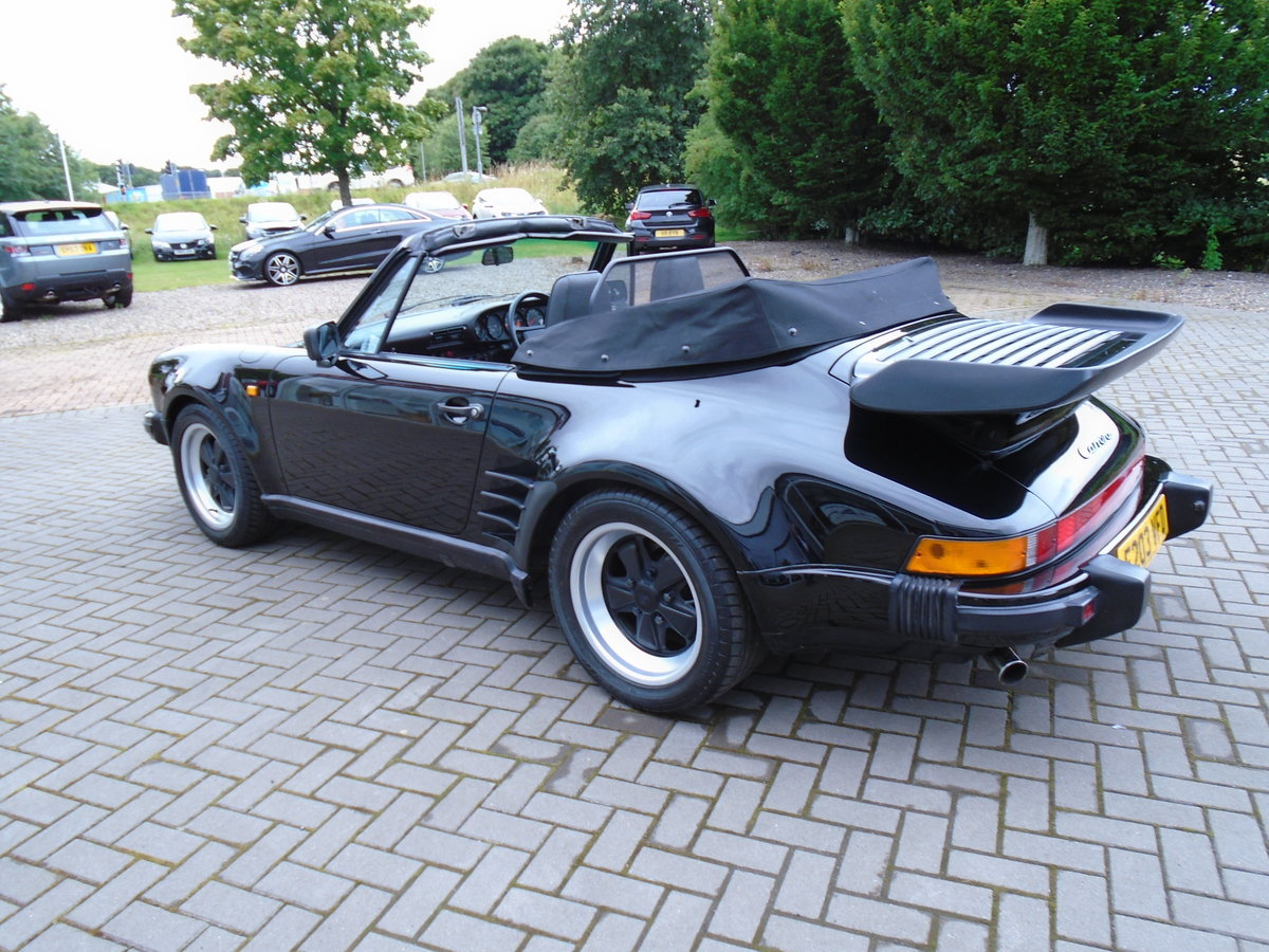 1987 911 Carrera  Wide Body For Sale (picture 3 of 6)