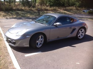 2007 Porsche Cayman 987 2.7L Loaded PASM!