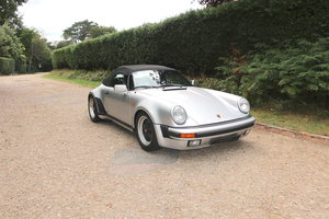 1989 Porsche 911 Speedster RHD For Sale