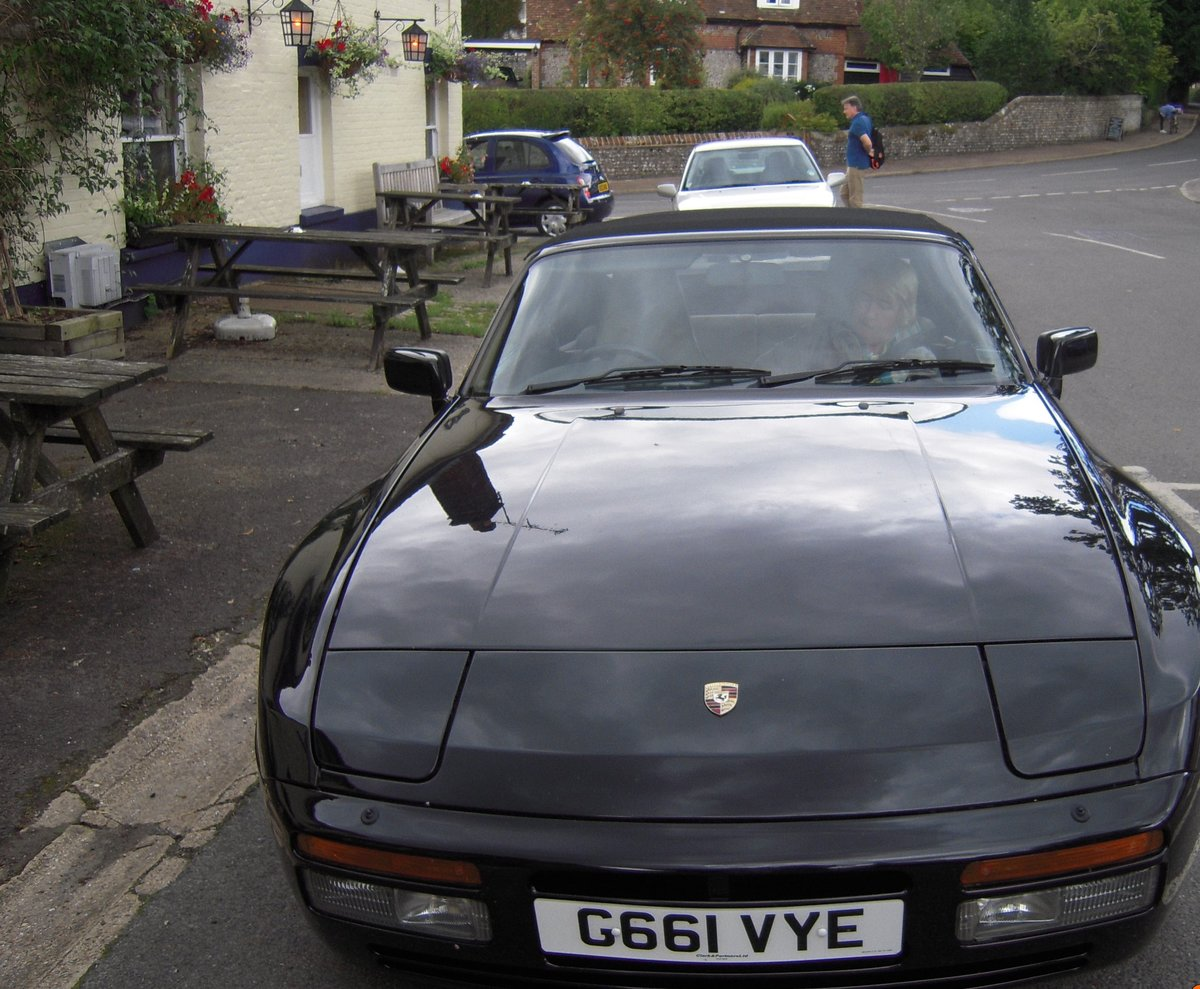 1990 PORSCHE 944 S2 CABRIOLET  For Sale (picture 3 of 6)