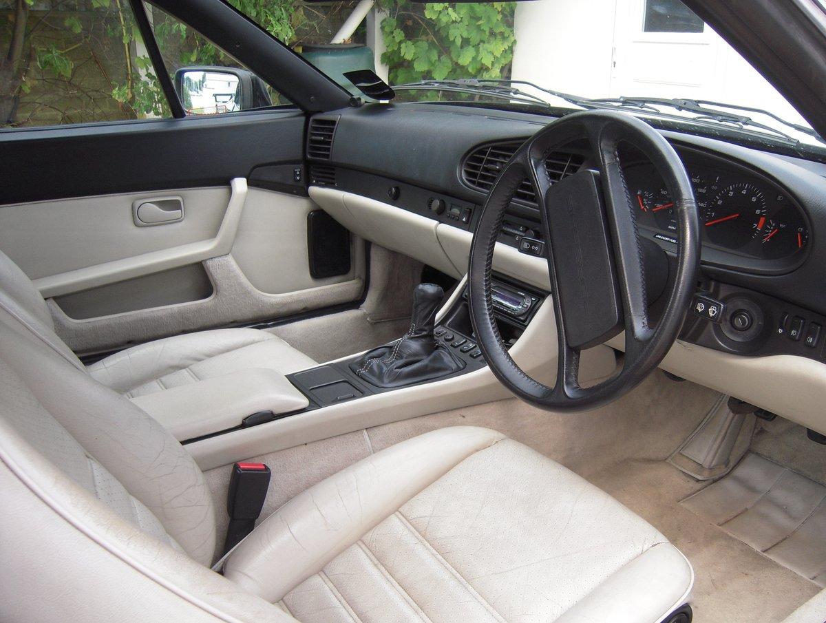 1990 PORSCHE 944 S2 CABRIOLET  For Sale (picture 5 of 6)
