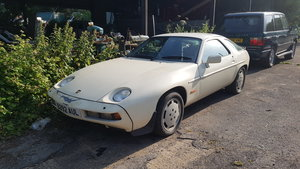 1985 928 Very solid on going  Restoration  project For Sale