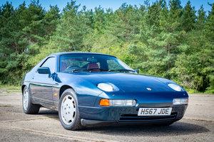 1991 Porsche 928 S4 - Auto - 48K miles - FSH For Sale