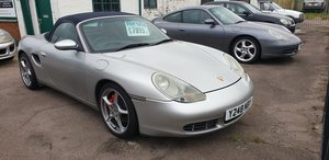 2001 Porsche Boxster S 3.2 For Sale