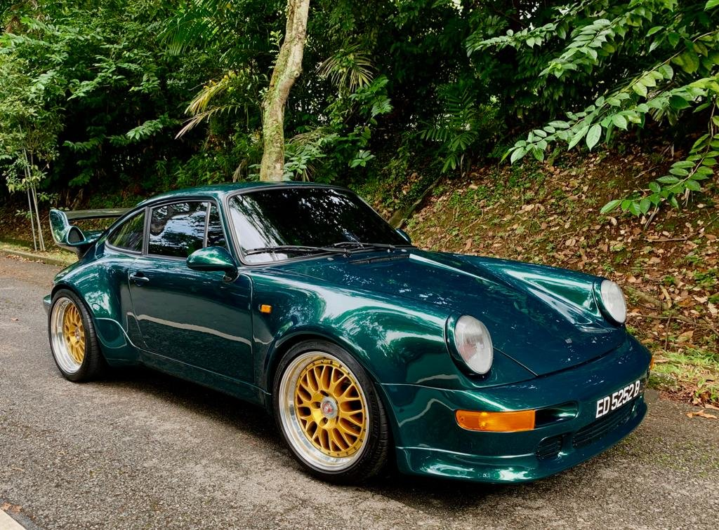 "1982 Porsche ""RUF"" 930 Turbo. Wow just wow!! For Sale (picture 1 of 6)"