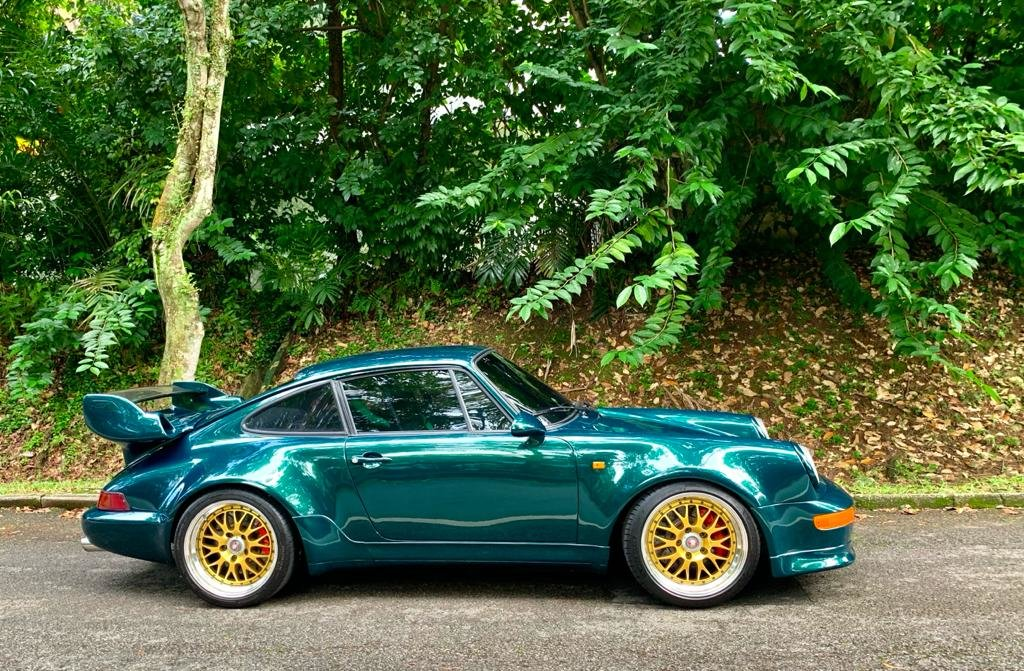 "1982 Porsche ""RUF"" 930 Turbo. Wow just wow!! For Sale (picture 3 of 6)"