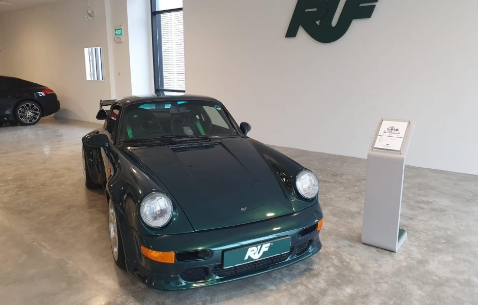 "1982 Porsche ""RUF"" 930 Turbo. Wow just wow!! For Sale (picture 6 of 6)"