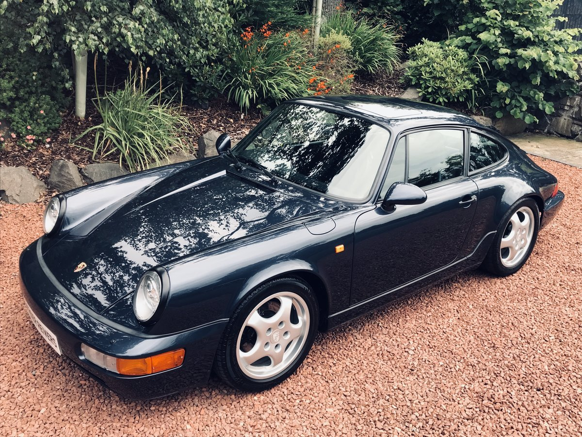1990 Porsche 964 -911 Really well sorted car For Sale (picture 1 of 6)