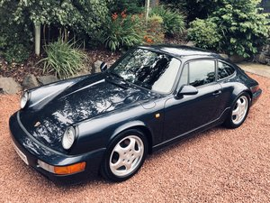 1990 Porsche 964 -911 Really well sorted car
