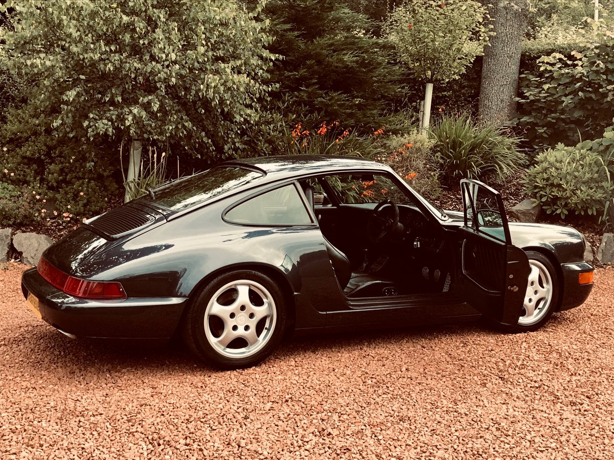 1990 Porsche 964 -911 Really well sorted car For Sale (picture 2 of 6)