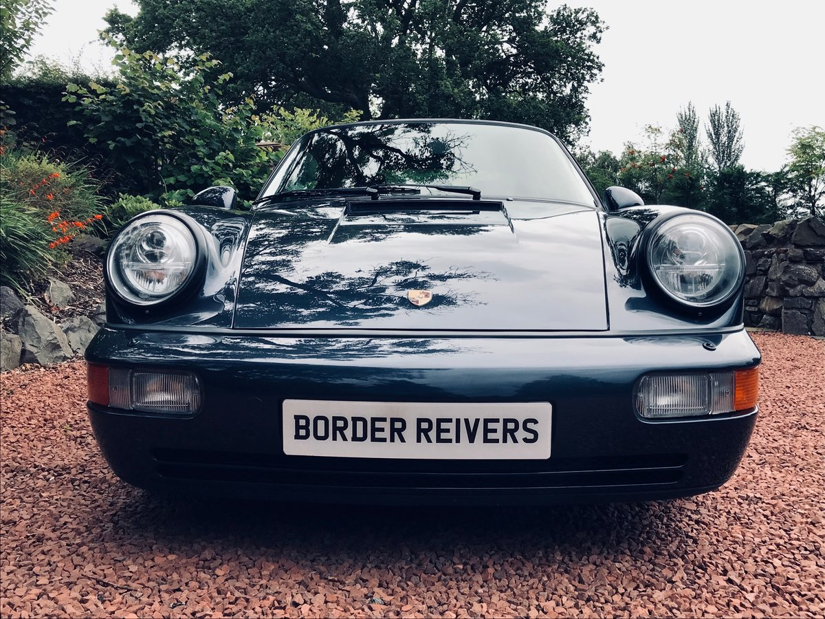 1990 Porsche 964 -911 Really well sorted car For Sale (picture 4 of 6)
