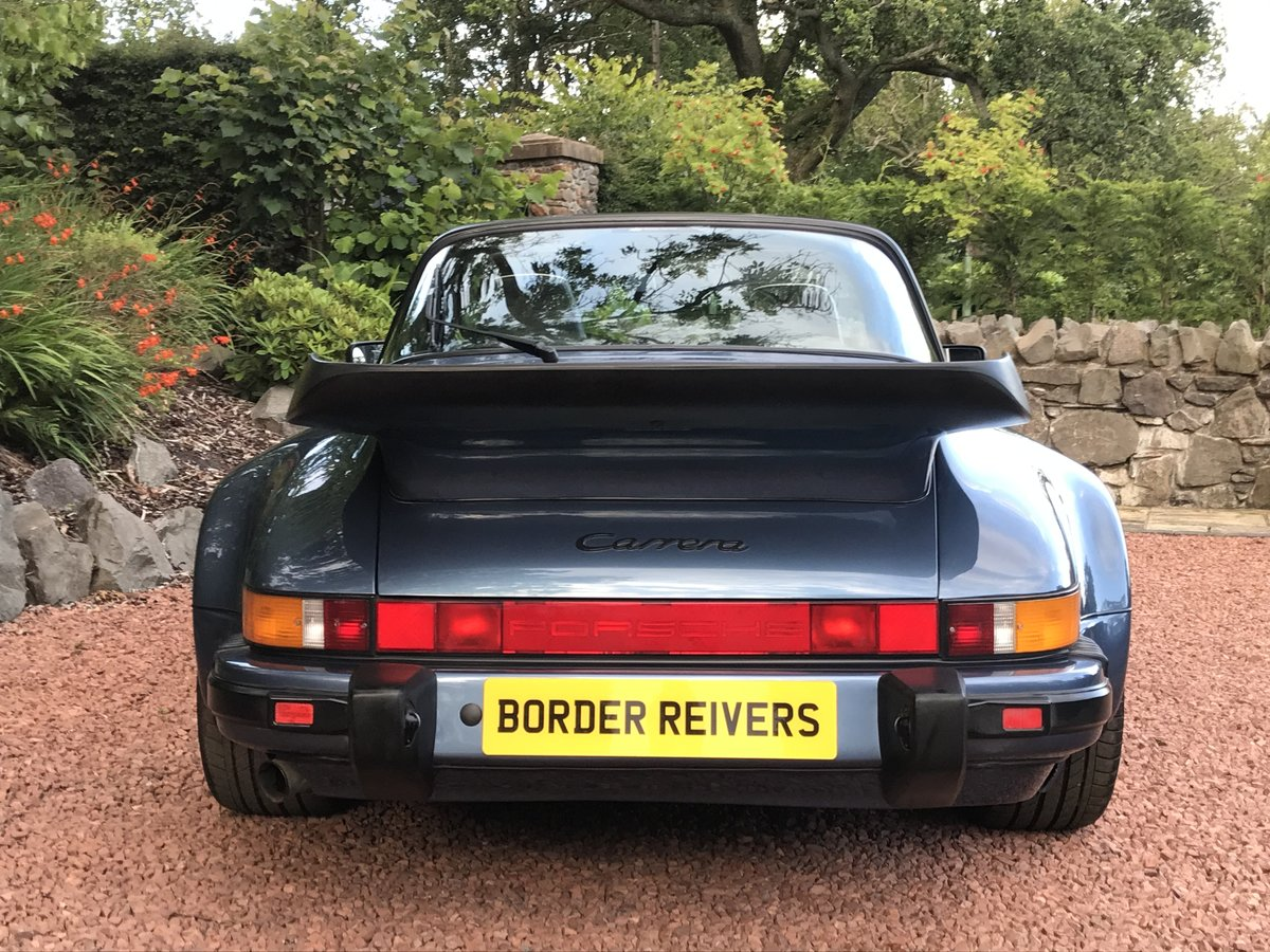 1989 Porsche 911 Supersport Targa very rare For Sale (picture 5 of 6)