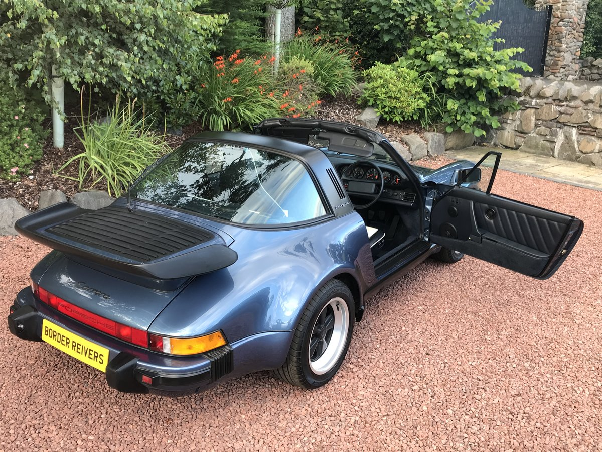 1989 Porsche 911 Supersport Targa very rare For Sale (picture 6 of 6)