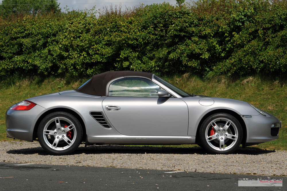 2007 Porsche 987 Boxster manual SOLD (picture 3 of 6)