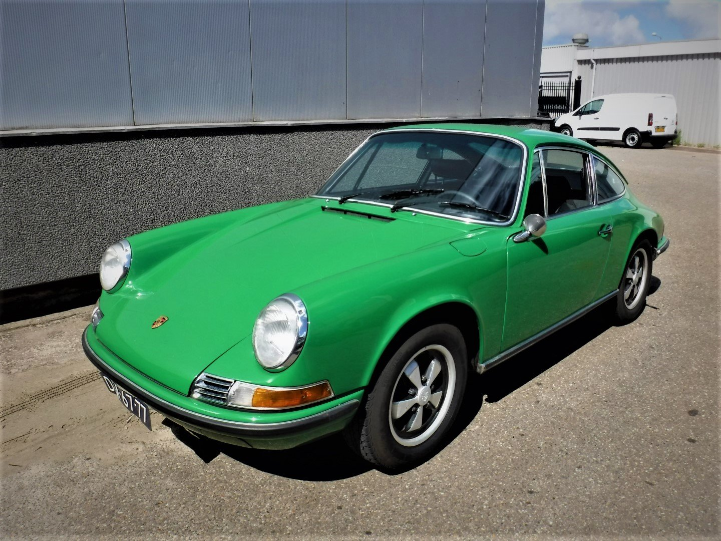 Porsche 911 T  1970   6 cyl.  2.2ltr. For Sale (picture 1 of 6)