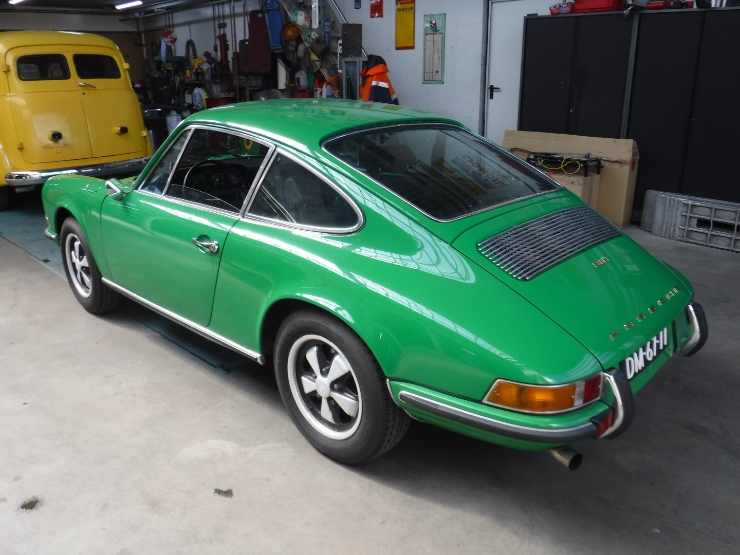 Porsche 911 T  1970   6 cyl.  2.2ltr. For Sale (picture 6 of 6)
