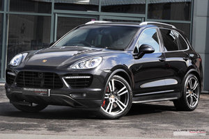 Picture of 2010 (2011) RESERVED Porsche Cayenne Turbo Tiptronic S  SOLD