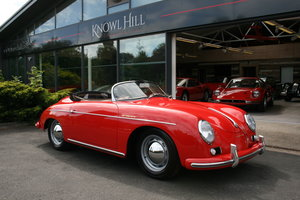 1957 Porsche 356 A Speedster previously owned by Michael Lang For Sale