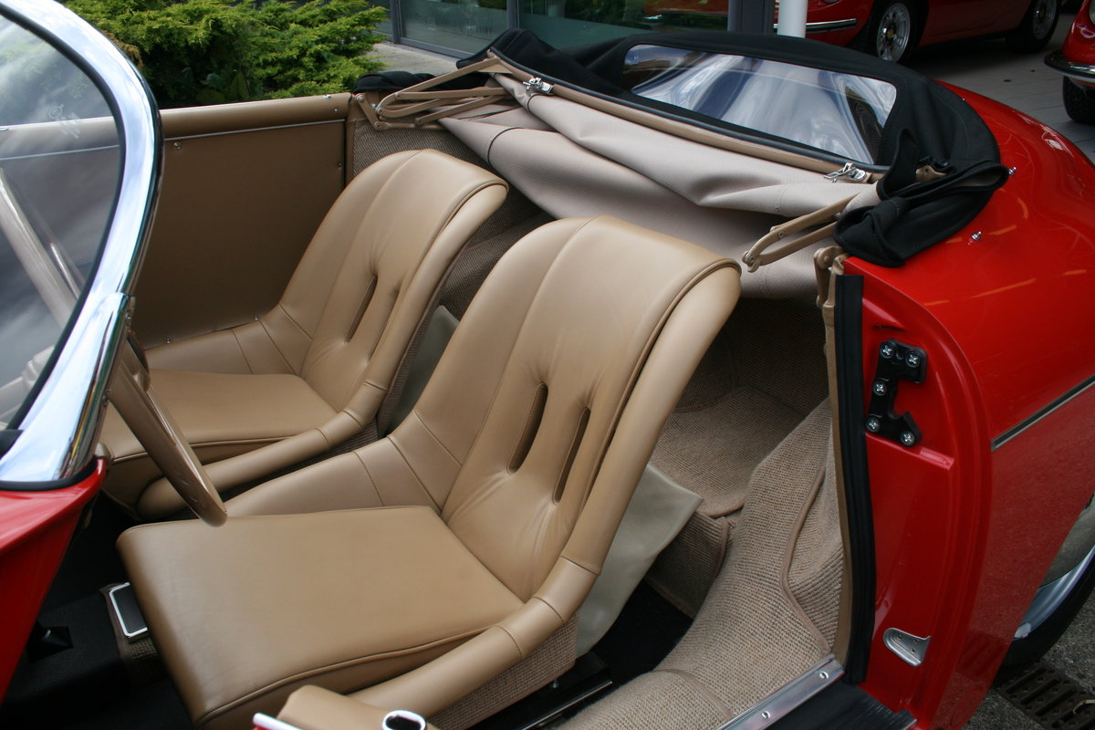 1957 Porsche 356 A Speedster previously owned by Michael Lang For Sale (picture 3 of 6)