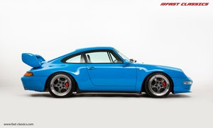 1995 PORSCHE 993 RS EVOCATION // UK RHD // FACTORY RIVIERA BLUE  For Sale