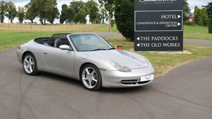 2001 Porsche 911 996 Carrera 4 Cab  For Sale