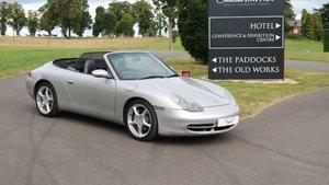 2001 Porsche 911 996 Carrera 4 Cab