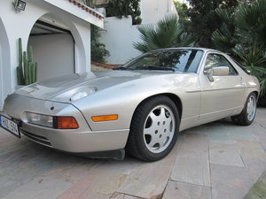 1990 PORSCHE 928 GT 5LONE OWNER FROM NEW
