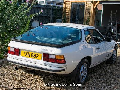 1986 Porsche 925s For Sale (picture 1 of 6)