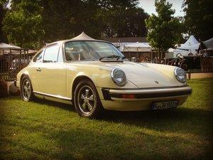 1977 Porsche 911S 2.7 LHD Matching Numbers