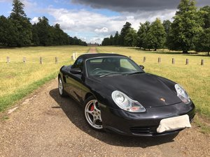 Picture of 2003 Porsche Boxster 3.2S Facelift 986 Deposit Taken