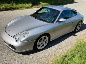 2005 Porsche 996 C4S Manual coupe **only 2 owners** For Sale